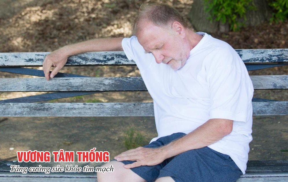 Hở van tim 2 lá khiến người bệnh cảm thấy mệt mỏi